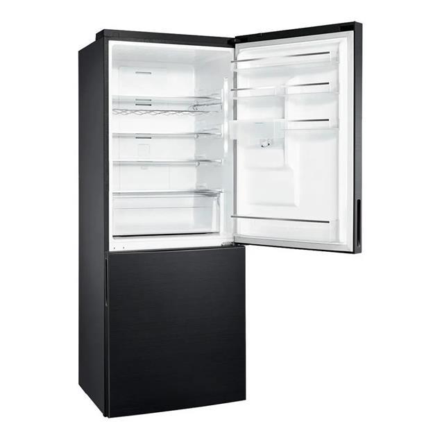 Heladera Samsung (Rl4363sbabs) 432 Lts Negro No Frost Display