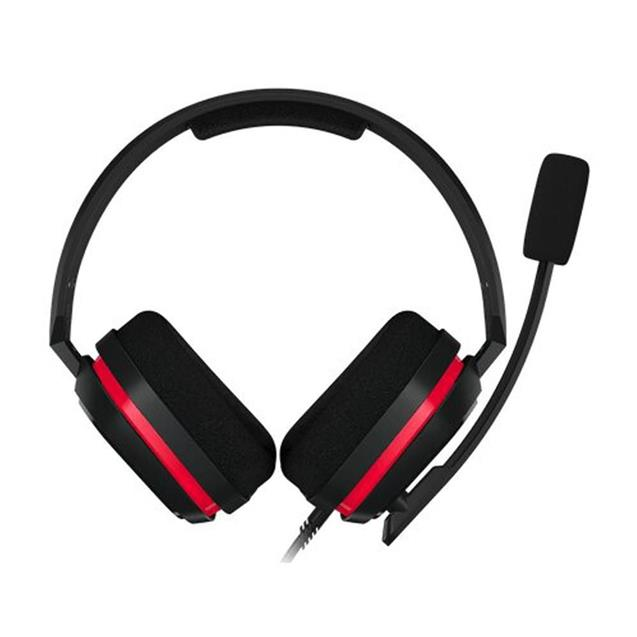 Auricular Astro A10 Con Mic Cod Black Red (Xbox-Ps4-Nint-Pc-Mac)