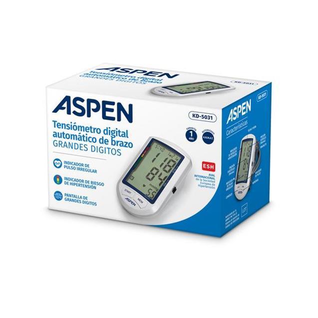 Tensiometro Aspen Kd5031 Digital Automatico De Brazo