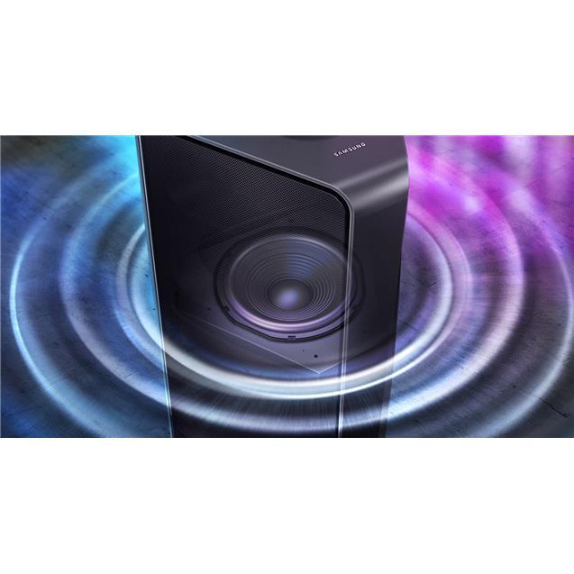 Parlante Samsung Mx-T70/Zb 1500w Bt/Usb/Karaoke