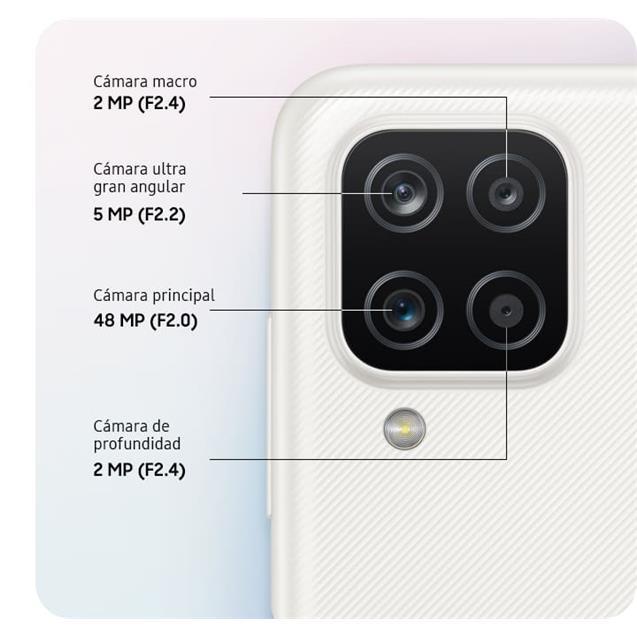 Samsung Galaxy A12 64Gb 4Gb Black