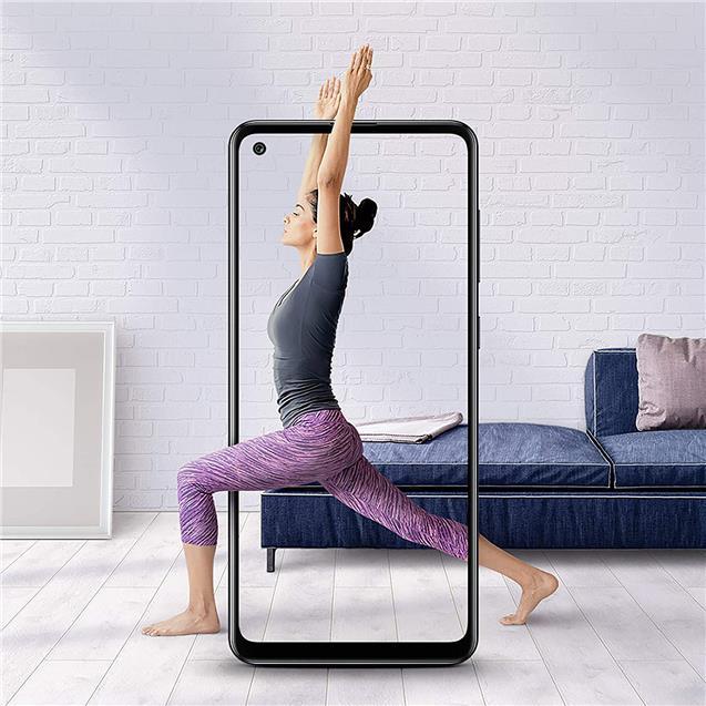 Samsung Galaxy A21s 128Gb 4Gb Black