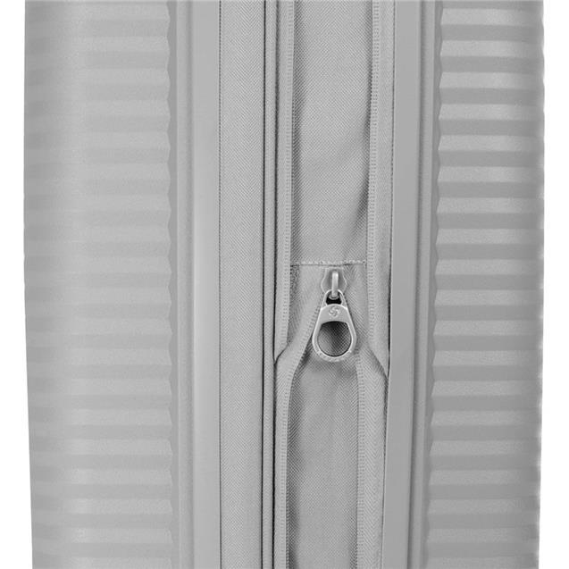 Valija Samsonite Varro Spinner 68/25 Light Grey Mediana
