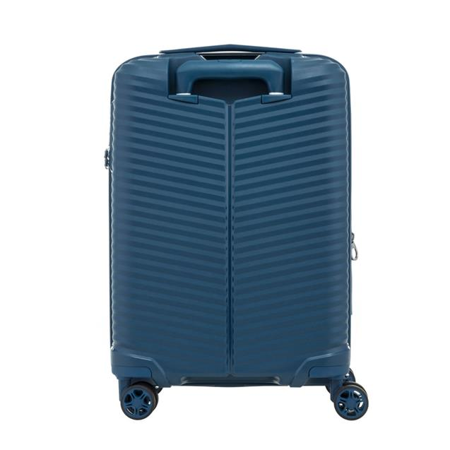 Valija Samsonite Varro Spinner 55/20 Peacock Blue Chica
