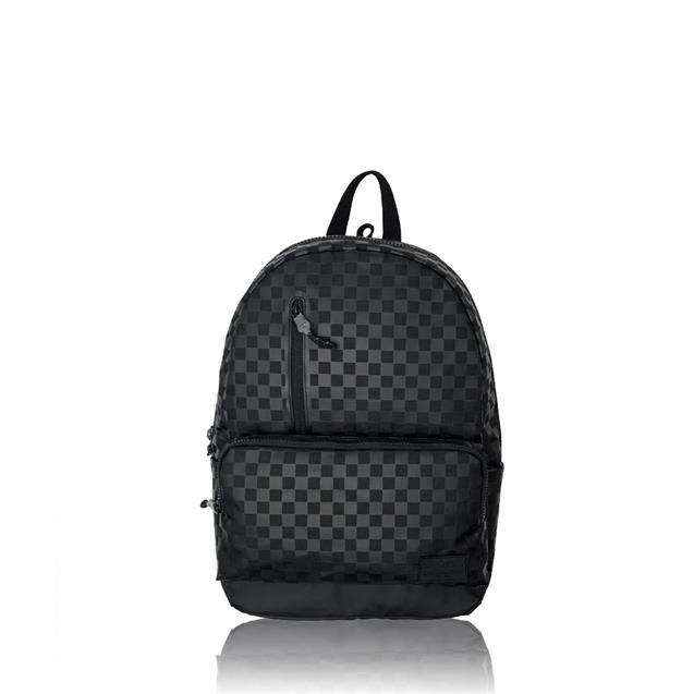 Mochila Xtrem 139343-9368 Kik Black Checks
