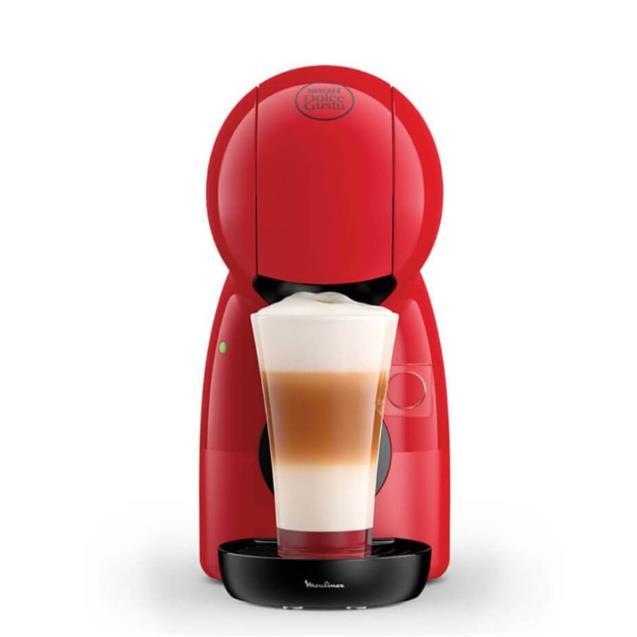 Cafetera Moulinex Pv1a0558 Piccolo Xs Rojo