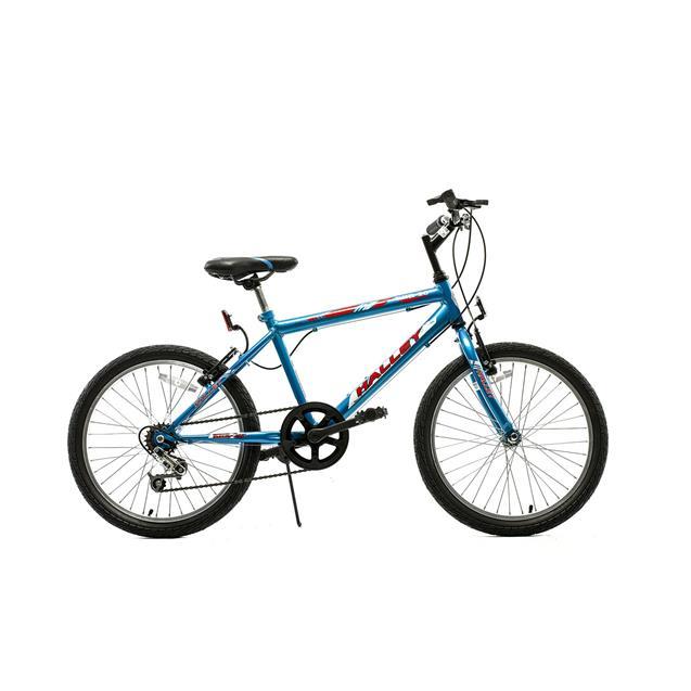 Bici Halley Bin19070 Mtb R20 3v Azul