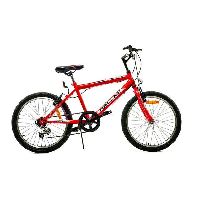 Bici Halley Bin19070 Mtb R20 3v Rojo