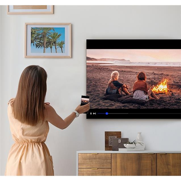 "Smart Tv Samsung 65"" Qled (65q70t) Uhd 4k"