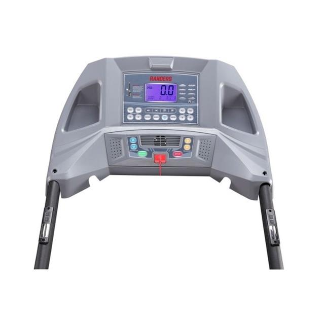 Cinta Motorizada Randers Arg-600  Con Inclinacion 120kg 18 Km/H