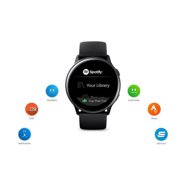 Reloj Samsung Galaxy Watch R500 Active Black