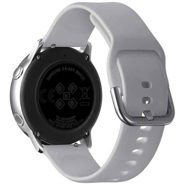 Reloj Samsung Galaxy Watch R500 Active Silver