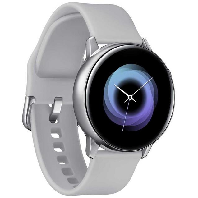 Reloj Samsung Galaxy Watch R500 Active Silver