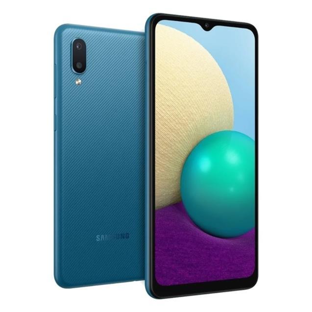 Samsung Galaxy A02 32gb 2gb Blue