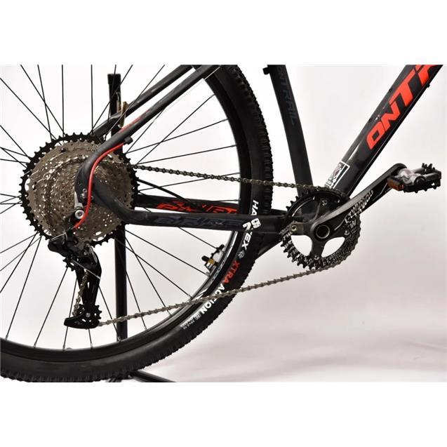 "Bici Firebird On Trail Mtb 29"" 21v T18 Negro y Rojo"