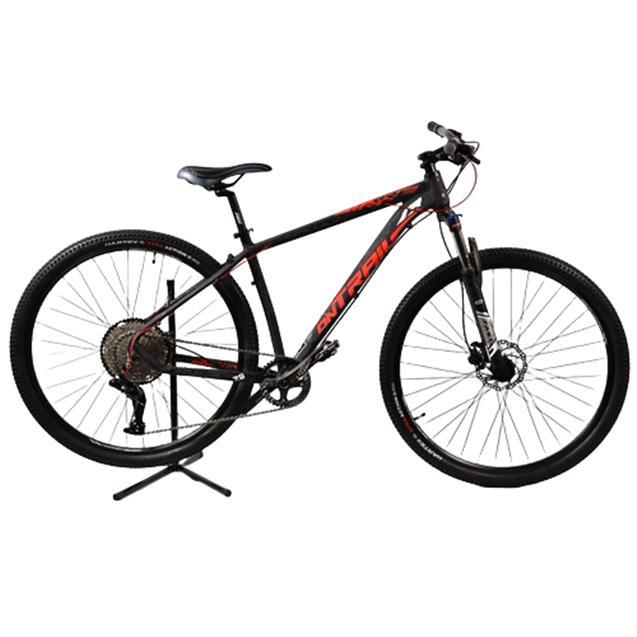 "Bicicleta Halley Firebird Mountain Bike OnTrail  29"" T20 21v Negro/Rojo (BIN2921V)"