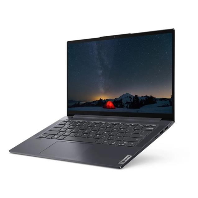 "Notebook Lenovo Yoga 14"" Ryzen7 8GB SSD 512GB W10 (14ARE05)"