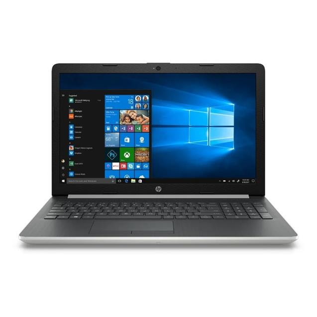 "Notebook Hp 15.6"" CoreI3 10110u 4GB + SSD 256GB W10hs Plateado (15-DA2030LA)"