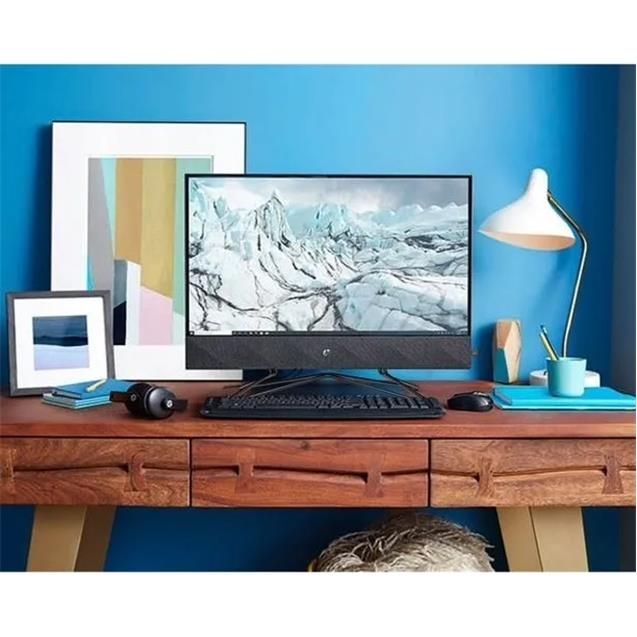 """Pc All In One Hp R3-3250 4gb 1tb 24"""" Windows 10 Home"""