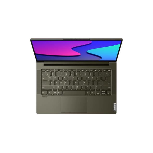 "Notebook Lenovo Yoga Slim 7 (14iil05) 14"" I5 8g 512gb ssd W10"