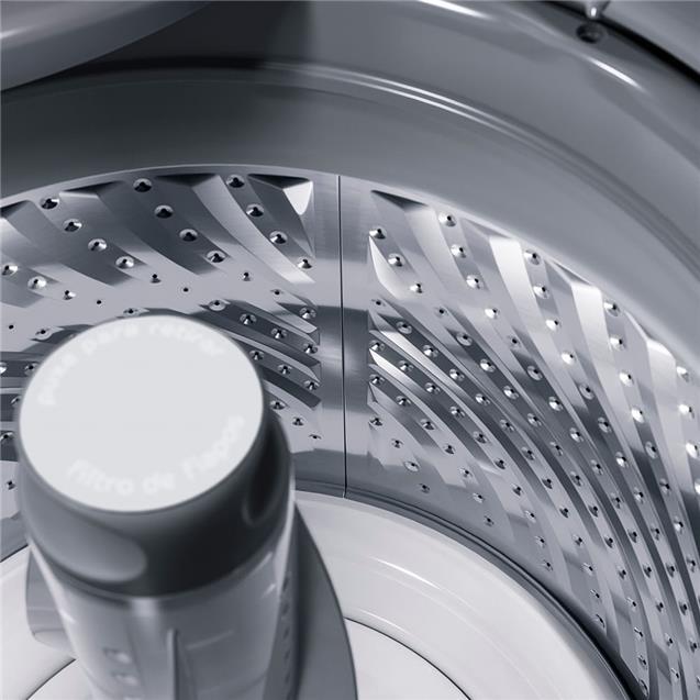 Lavarropas Whirlpool Wwh07ab Carga Superior 7.5kg 700 Rpm
