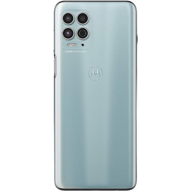 Motorola Moto G100 128Gb 8Gb Azul Nimbus