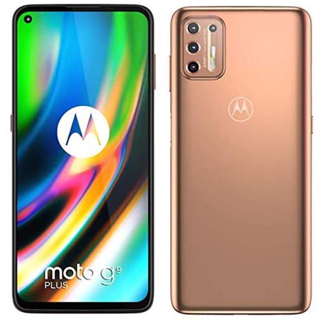 Motorola Moto G9 Plus 128Gb 4Gb Rosa Champagne