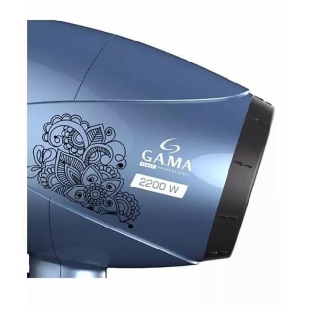 Secador Ga.Ma Gbpro Beauty Ion