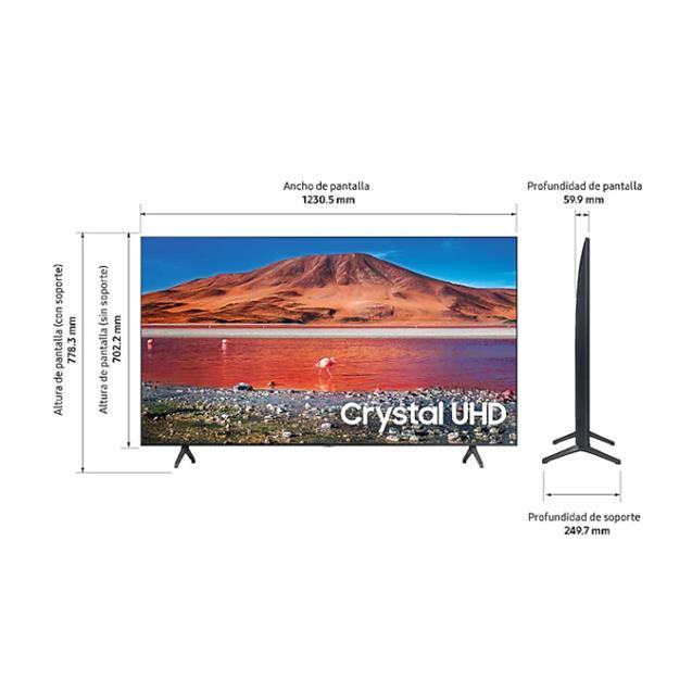"Smart Tv Samsung 55tu7000  55"" Crystal Uhd 4k"