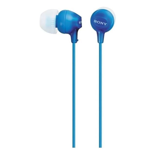 Auricular Sony (Mdr-Ex15lplizuc) Celeste