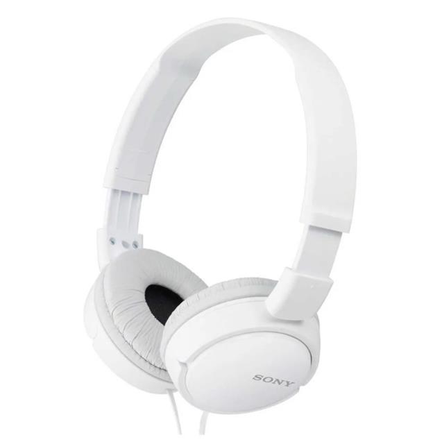 Auricular Sony (Mdr-Zx110/Wzuc) Blanco