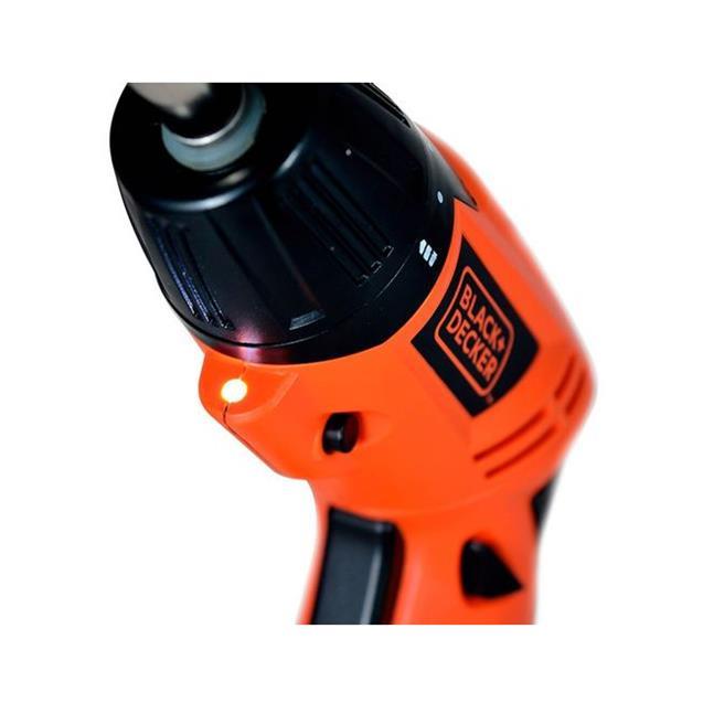 Atornillador Blac & Decker Kc-4815k 4.8v Con Accesorios