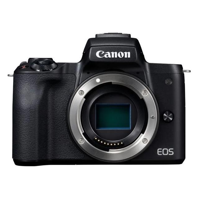 Camara Canon Eos M50 15-45 + 55-200/ 24.1 Mpx