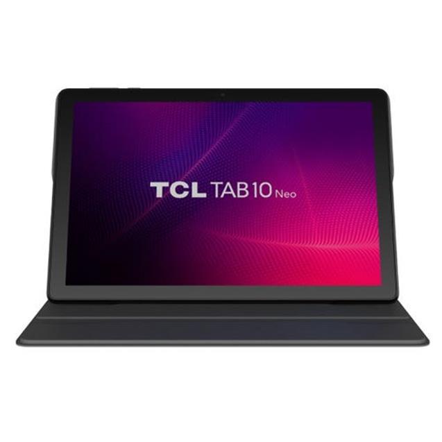"""Tablet TCL TAB10 Neo 10"""" 2-32GB con teclado y funda"""