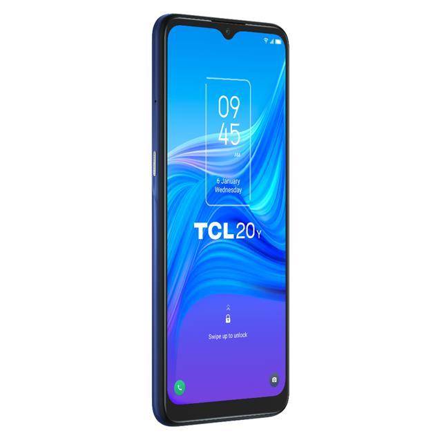 TCL 20Y 128Gb 4Gb Elegant Black