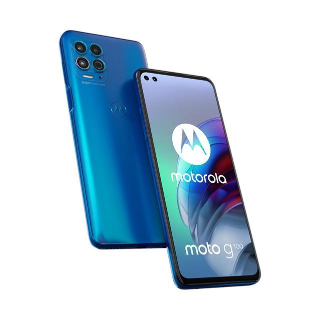 Motorola Moto G100 128Gb 8Gb Verde Boreal