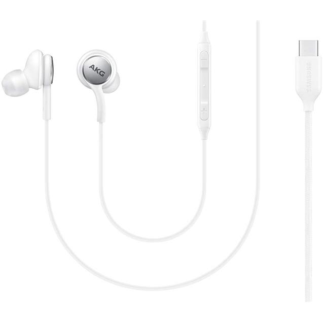 Auriculares Samsung Ic100 In-Ear Type-C Blancos