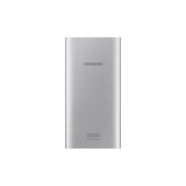 Battery pack Samsung 10.000mAh USB tipo-C  Silver (EB-P1100CSEGWW)