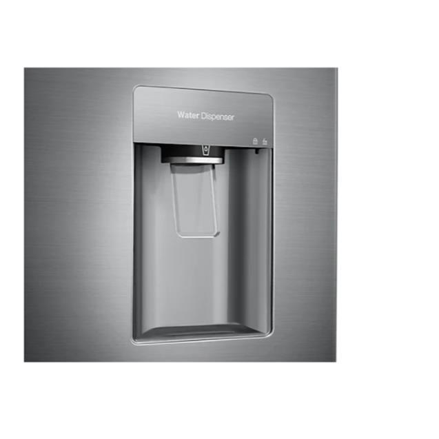 Heladera Samsung No Frost 424lts Inverter Silver (RL4034SBASL)