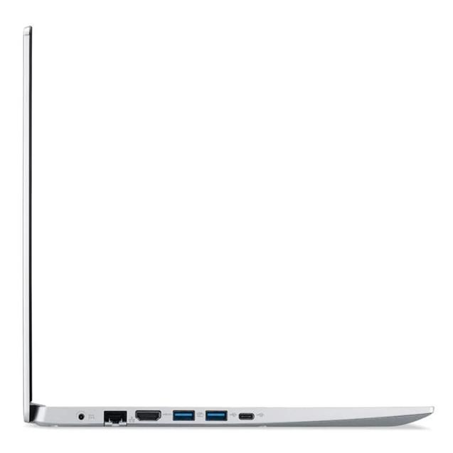"Notebook Acer Aspire 5 Core I5 8GB + 1TB 15.6"" FHD Silver W10 (A515-54-51YX)"