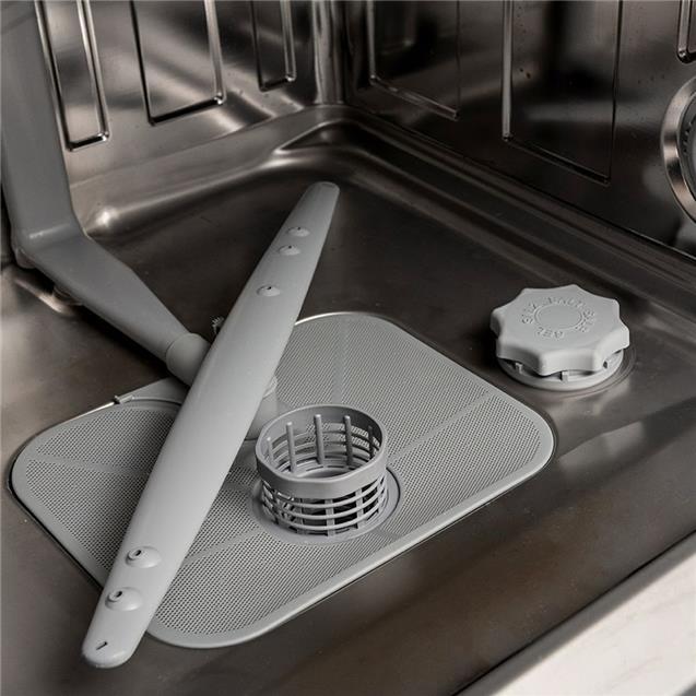 Lavavajilla Drean Dish 12 Cubiertos Inoxidable (12.2 LTX)