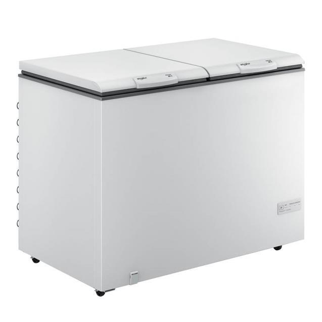 Freezer Whirlpool 414lts Blanco (WHB42D2)