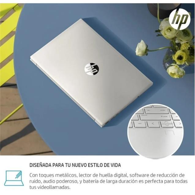 "Notebook Hp Pavilion I5-1135g7 8gb 256gb 13"" Fhd (Bb0003la)"