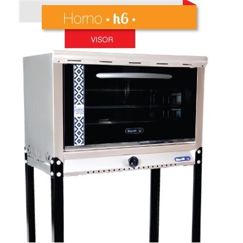 Horno Morelli Pampa 90Cm Con Patas