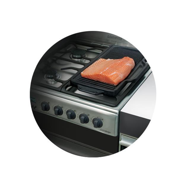 Anafe a Gas Longvie Sobremesada A-15601XF
