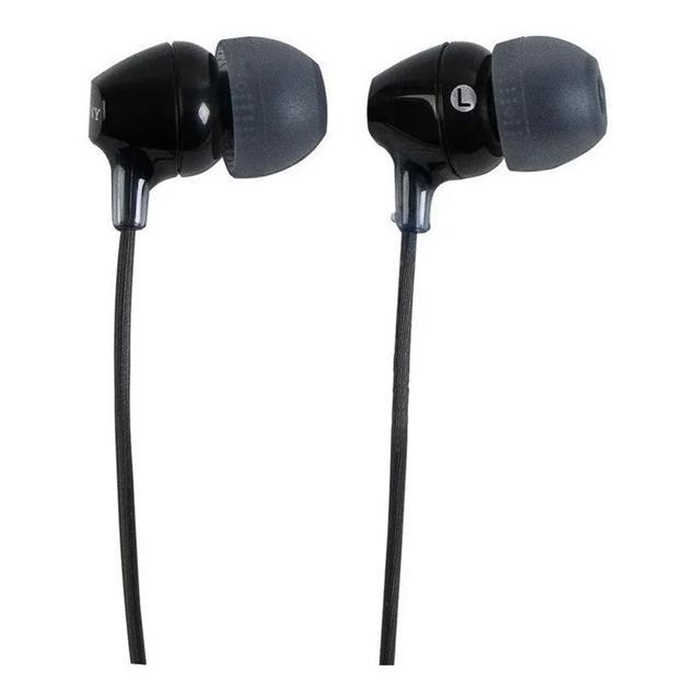 Auricular Sony (Mdr-Ex15lpbzuc) Negro