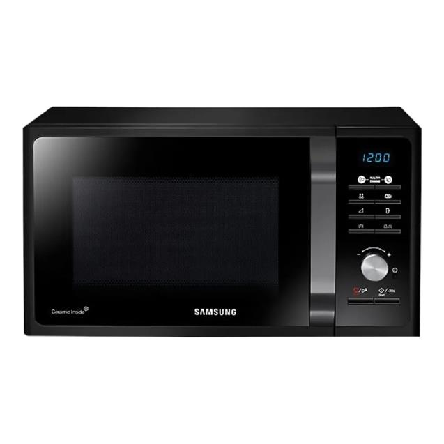 Microondas Samsung Mg23 Black 23lts