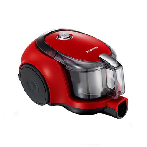 Aspiradora Samsung 2000 W Sin Bolsa Rojo (Savc20ccnma6b)