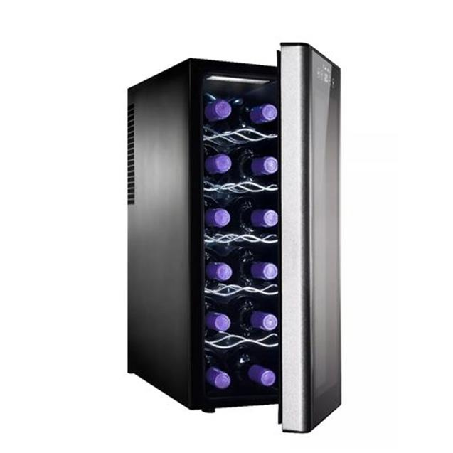 Vinoteca Electrolux 12bot Negra (Erw125xamb)