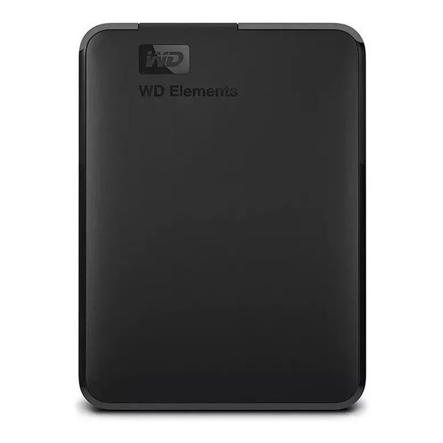 Disco Rigido Portatil Wd 2tb Elements (Wdbu6y0020bbk)